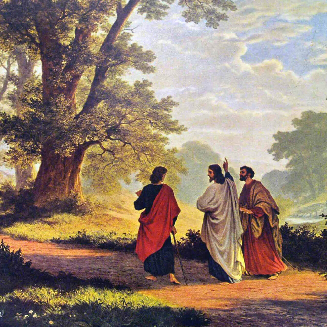 Welcome to Near the Cross Emmaus